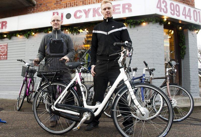PJ-cykler