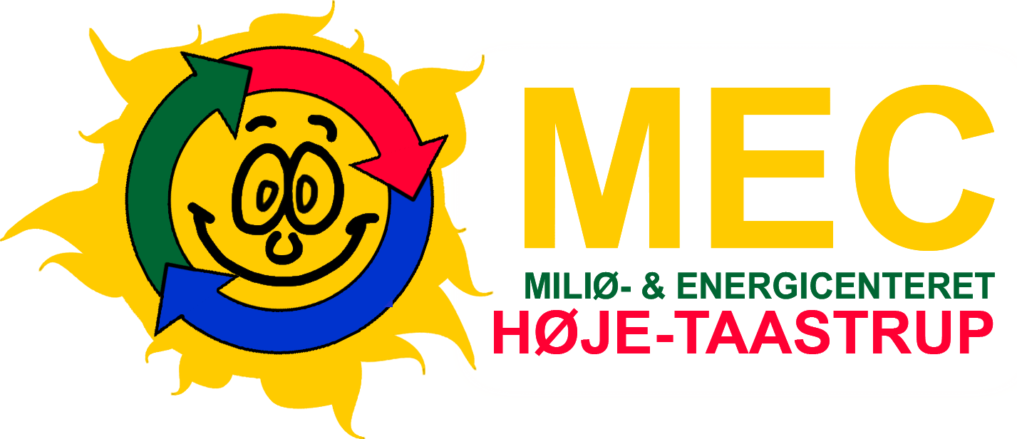 Miliø og energicenteret's logo